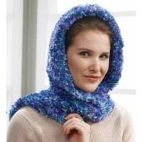 hooded scarf: December 2013