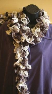Knit Sashay Scarf Pattern | A Knitting Blog