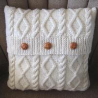 Knitted Pillow Patterns | A Knitting Blog