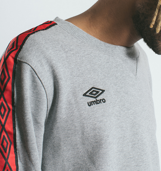 AK X UMBRO Fear Love Fleece Crewneck 17