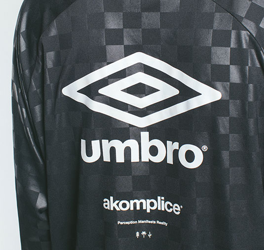 AK X UMBRO Manifest Checkerboard Jersey 8