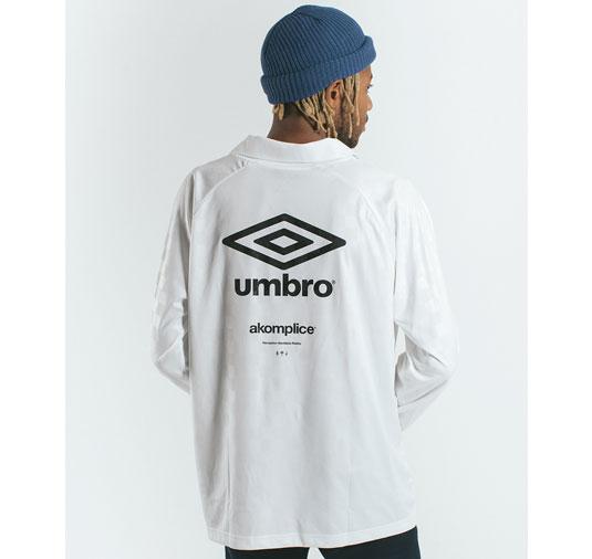 AK x UMBRO Manifest Checkerboard Jersey