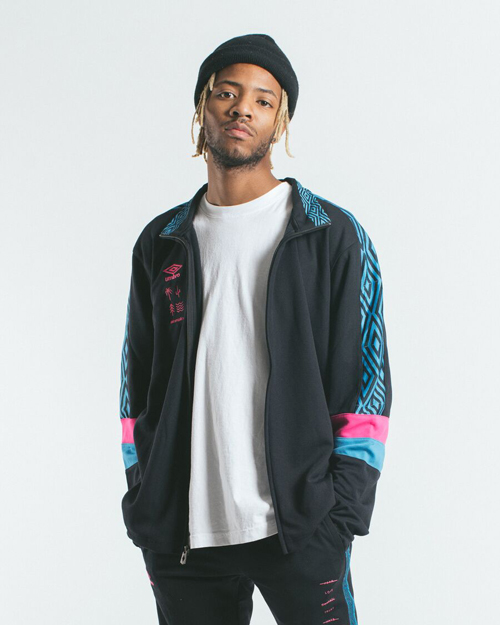AK X UMBRO Manifest Retro Jacket 1