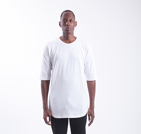 Elongated Sleeve Moan Tee 6