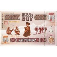NEW MUSIC: Burnaboy – Anybody