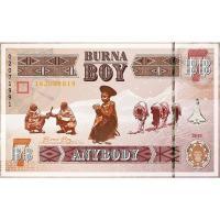 NEW MUSIC: Burnaboy – Anybody