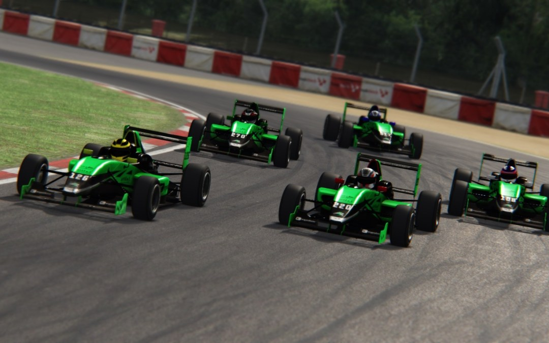 FC4 Brands Hatch – Longo vince il titolo in una gara al cardiopalma!