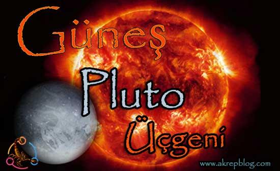 Güneş Pluto Üçgeni ve Etkileri