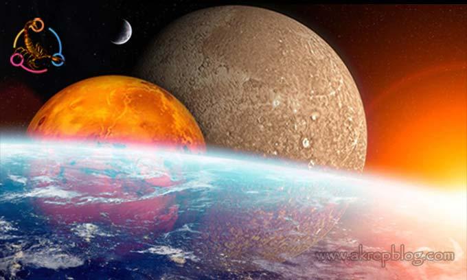 Merkür Mars kavuşumu ve etkileri