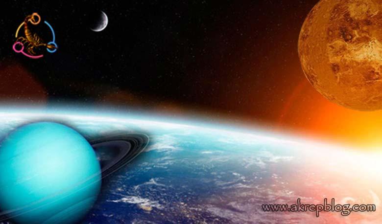 Venüs Uranüs Karşıtı