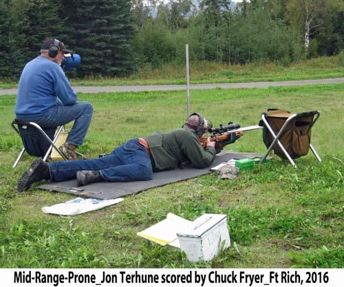 Mid Range Prone Jon Terhune scored by Chuck Fryer Ft Rich 2016