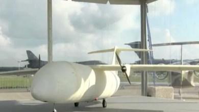 """Photo of بالفيديو .. طائرة دون طيار من """" إيرباص """" بطباعة ثلاثية الأبعاد"""