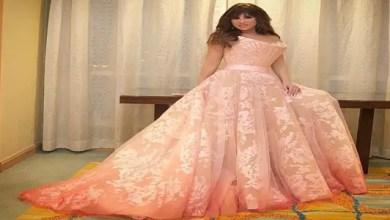 Photo of بالفيديو .. فتاة مصرية تطلب من نجوى كرم استعارة فستانها لحفل زفافها