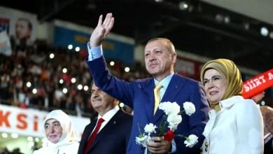 Photo of تركيا : أردوغان يعود إلى رئاسة حزب العدالة و التنمية الحاكم