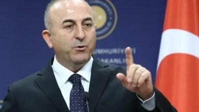 Photo of تشاووش أوغلو : كل سلاح تحصل عليه وحدات حماية الشعب الكردية تهديد لتركيا