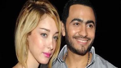 صورة محكمة مصرية تغرم زوجة الفنان تامر حسني بـ 4 ملايين جنيه مصري