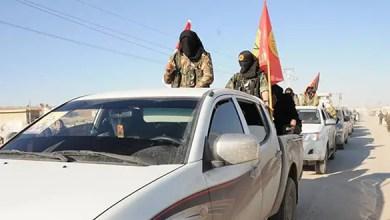 """Photo of بعد أن كانت """" صديقة و رديفة """" للجيش .. خبراء و محللو النظام ينقلبون على وحدات الحماية الكردية و يعتبرونها الوجه الآخر لداعش"""