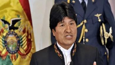 """صورة رئيس بوليفيا : المعارضة الفنزويلية تجهز لـ """" انقلاب """" بدعم أمريكي"""