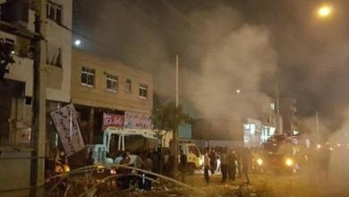 Photo of إصابة العشرات في انفجار جنوبي إيران