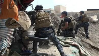 """Photo of القوات العراقية تحرر حي """" الشفاء """" غربي الموصل"""