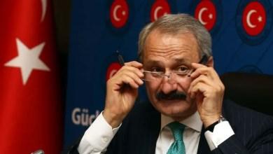 Photo of توجيه الاتهام لوزير اقتصاد تركي أسبق بالقيام بصفقات بمئات الملايين من الدولارات و انتهاك الحظر الأميركي على إيران