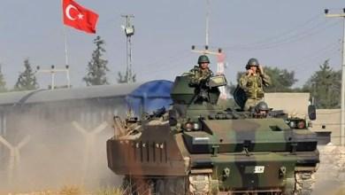 Photo of تركيا ترسل تعزيزات عسكرية إضافية لحدودها مع العراق