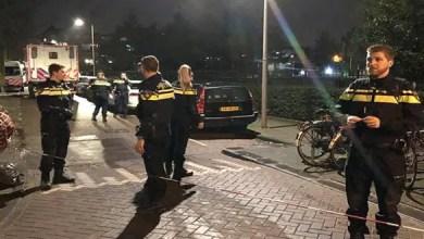صورة قتيل و جريحان بإطلاق نار في امستردام