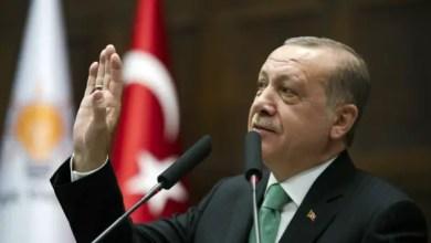 """Photo of أردوغان : نجاح """" غصن الزيتون """" سيعيد اللاجئين إلى منازلهم .. و بشار الأسد تسبب بمقتل مليون سوري ( فيديو )"""