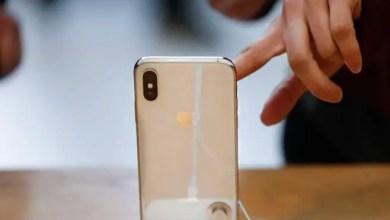 "Photo of هاتف "" آي فون X "" بعدسة ثالثة في 2019"