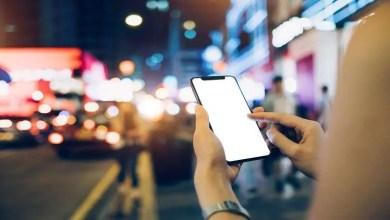 """Photo of هاتف """" آي فون """" المستقبلي قد يستبدل ميزة اللمس بالتلويح باليد !"""