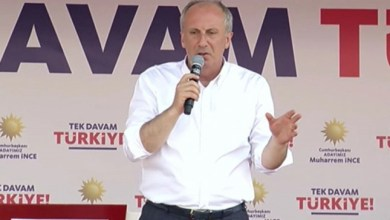 Photo of تركيا : مرشح أكبر حزب معارض يكشف عن سياسته إزاء سوريا و اللاجئين السوريين إن فاز بالانتخابات الرئاسية ( فيديو )
