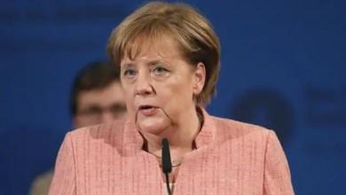Photo of ألمانيا : ميركل تتمسك بالاتفاق النووي مع إيران و تعرب لنتنياهو عن قلقها من تطورات غزة