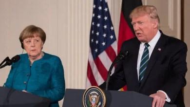 "Photo of ميركل : ترامب "" ينتهك النظام الدولي """