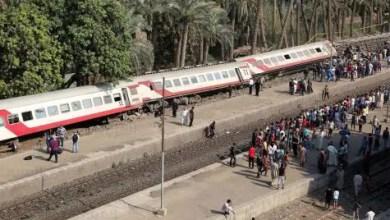 Photo of مصرية ترزق بمولود في حادث قطار المرازيق بالبدرشين