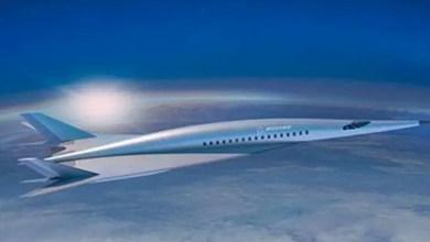"""Photo of """" بوينغ """" تعرض تصميمها لطائرة أسرع من الصوت"""