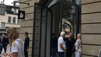 """صورة هولندا : انفجار """" آيباد """" في متجر """" أبل """" يصيب 3 موظفين !"""