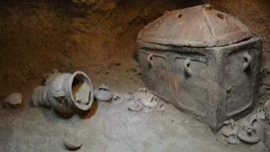 Photo of اليونان : اكتشاف مقبرة في جزيرة كريت عمرها أكثر من 3 آلاف سنة