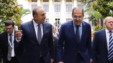 Photo of وزيرا خارجية تركيا وروسيا يحضران قمة بخصوص سوريا