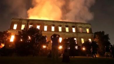 Photo of ماذا فعل حريق المتحف الوطني في البرازيل بتاريخ الفراعنة ؟