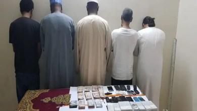 صورة الشرطة السعودية تطيح بعصابة سرقت مليون ريـال في جدة