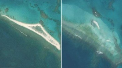Photo of العلماء في صدمة بعد اختفاء جزيرة أميركية من على وجه الأرض