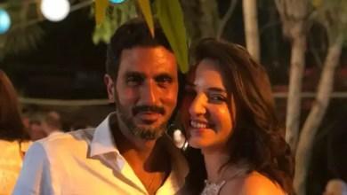 صورة زفاف مفاجئ لممثل يهودي و إعلامية عربية مسلمة يثير مشاعر متباينة