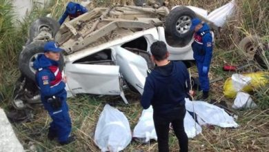 Photo of تركيا : حادث سير مروع يودي بحياة 4 أشخاص في أنقرة ( فيديو )