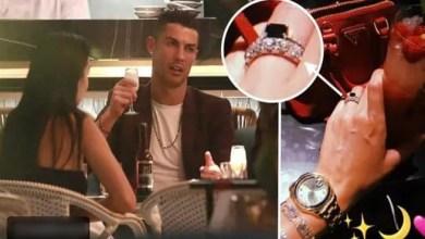 Photo of هدية بقيمة 787 ألف دولار من كريستيانو رونالدو لزوجة المستقبل