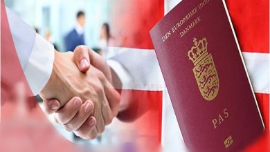 "Photo of "" المصافحة "" .. شرط جديد للحصول على الجنسية الدنماركية !"