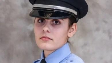 """صورة """" لعبة روليت """" تنتهي بمقتل شرطية أمريكية"""