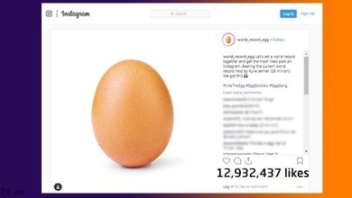 """Photo of كايلي جينر تخسر رقمها القياسي العالمي على """" إنستغرام """" لصالح """" بيضة """" !"""