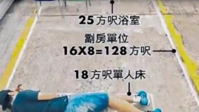 Photo of أصغر شقق في هونغ كونغ بحجم موقف سيارة ! ( فيديو )