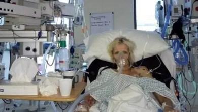 """Photo of بريطانية تقيم """" جنازة مبكرة """" بعد إصابتها بسرطان القولون !"""