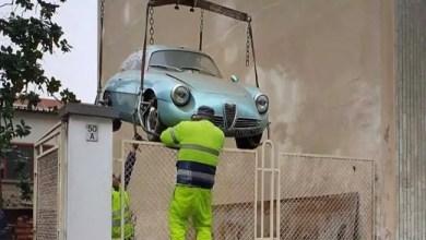 Photo of إيطاليا : اكتشاف سيارة قديمة في قبو .. و بيعها بسعر خرافي